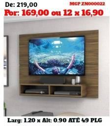 LiquidaMaringa- Painel de TV até 49 Plg-de televisão até 49 Plg- Sala Estar-CorreBB