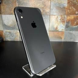 Iphone XR 64GB Preto Seminovo