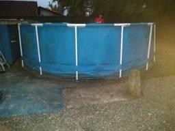 Vendo piscina 22 mil litros