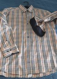 Nova camisa masculina