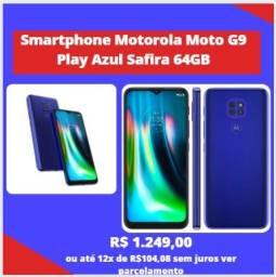 Smartphone Motorola Moto G9 Play