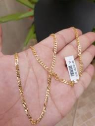 Vendo cordão banhado a ouro 18k