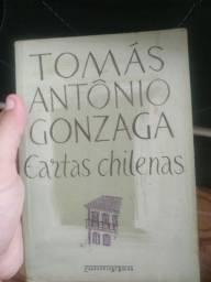 Livro Cartas chilenas