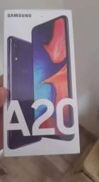 A20 32gb pegando tudo
