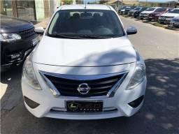 Nissan Versa 2017 1.0 12v flex s 4p manual