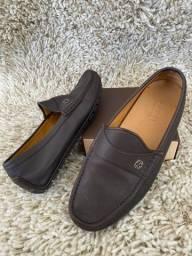 Sapato masculino mocassim Gucci - Usado