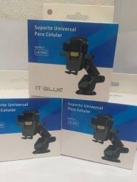 SUPORTE VEICULAR UNIVERSAL IT-BLUE