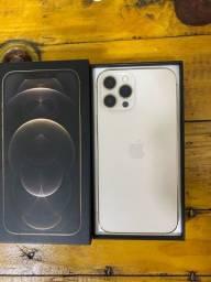 Iphone 12 pro max zerado 8 meses de garantia apple
