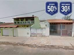 EF) JB18067 - 2 casas com 500m² de lote na cidade de Alfenas em LEILÃO