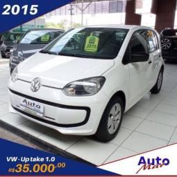 Veículo: VW UP TAKE 1.0 FLEX 4P <br>Ano: 2015