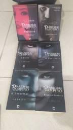 Livros The Vampire Diaries ( Diários de um Vampiro)