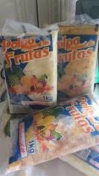 POLPAS NATURAIS DE FRUTAS