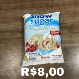DESAPEGO PADARIA - Açúcar De Confeiteiro Snow Sugar