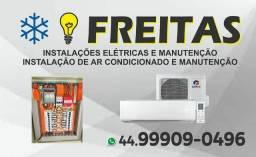Ar condicionado e eletrica em geral