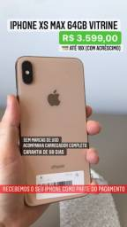 iPhone XS Max 64GB Vitrine Apple
