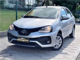 Toyota Etios 2020 1.5 x sedan 16v flex 4p manual