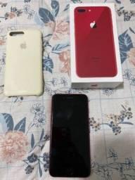 iPhone 8 Plus 64 GB vermelho ( Edição especial)