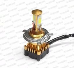 Lâmpada H4 super Led efeito Xenon - CB 1000r!