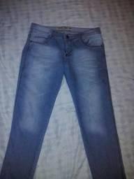 Calça Jeans elástica (Masculino 44)
