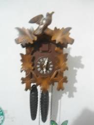 Relógio Cuco Original Floresta Negra Germânico