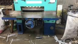 Maquina para Grafica Guilhotina Maxima 82 cm de corte Automatica