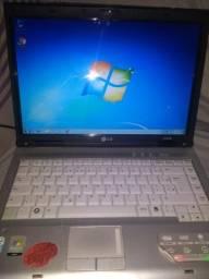 Notebook lg completo com carregador