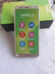 Vendo ou troco Moto G6 play