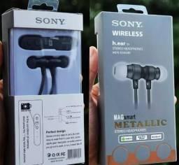 Fone Sony Mdr-ex450bt Wireless Bluetooth Sem Fio Zap
