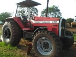 Massey Ferguson MF 650 4x4