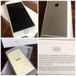Iphone 6 Plus 64 Gb Prata