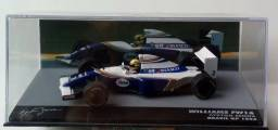 Miniatura 41 Williams FW16 - Ayrton Senna 1994
