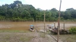 Terreno no Rio Maniva 15 mil