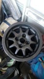 Rodas de Ford furação 4x108 de magnésio!