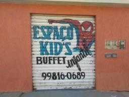 Salão de festas infantil e religiosos