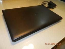 Notebook Asus X552ea-sx090h Ultra Fino - Bateria até 3hrs - Parcelo no cartão