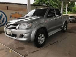 Toyota Hilux 4x4 Diesel 15/15 - 2015
