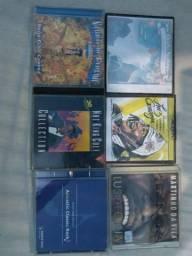 DVDs e CDs Originais de pagode e samba!