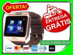 Relógio Bluetooth Smart Watch U8 Android Ios Samsung Iphone nos paggamos o motoboy