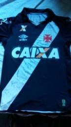 Camisa Umbro Vasco da Gama Oficial de Jogo