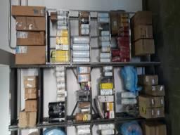 Vendo Lote de Filtros - Volvo, Caterpillar e John Deere