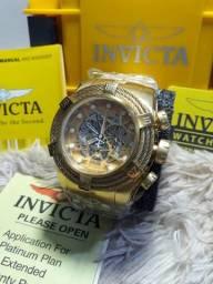 Relógios Invicta Novos Suíços Em 10x Sem Juros No Cartão de Crédito