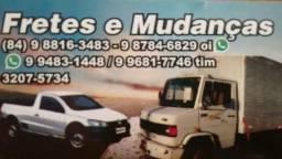 Transporte de Mudanças 988163483