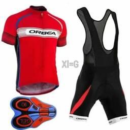 Conjunto ciclismo orbea g