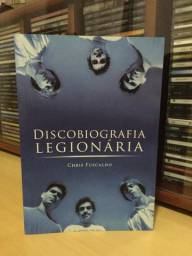 Livro Discobiografia Legionária - Legião Urbana