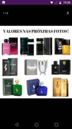 Perfumes importados masculino