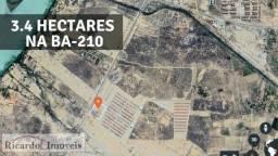Terreno 34.000 m² em frente ao Condomínio Bosque do Rio