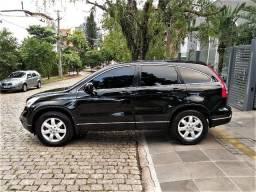 Honda Cr-v Automatica, 78.000km, Couro, IPVA 19pg, impecável, Financio - 2009