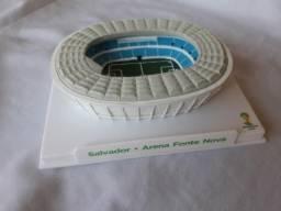 Miniatura estádio arena fonte nova