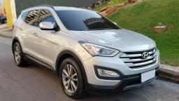 Hyundai Santa Fé 3.3 4x4 2014 Todas Revisões Concessionária! - 2014