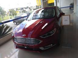 Ford Fusion Hybrid - 2018